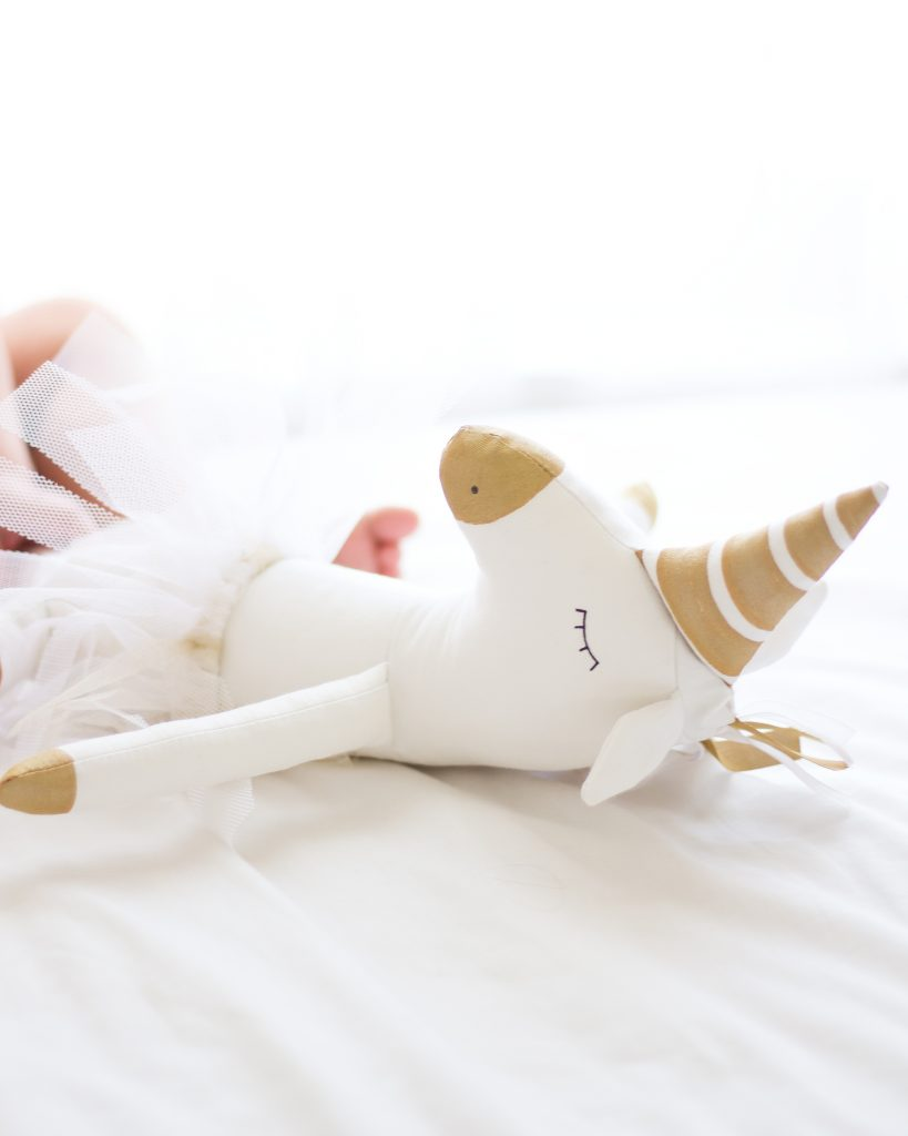 Fox & Moon Unicorn Doll