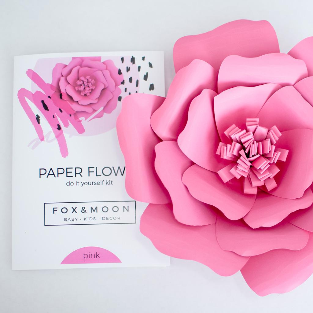 Paper Rose Craft