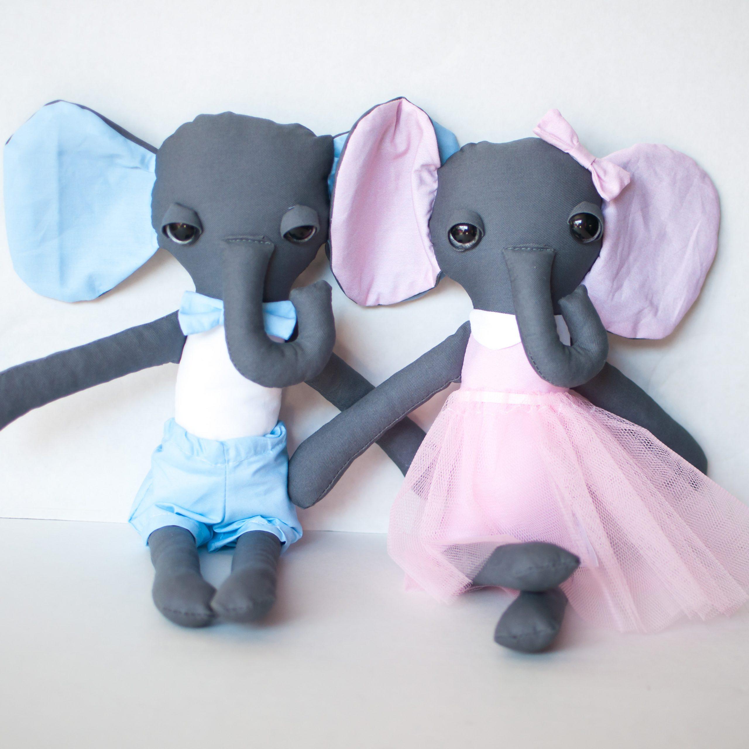 Elephant Dolls