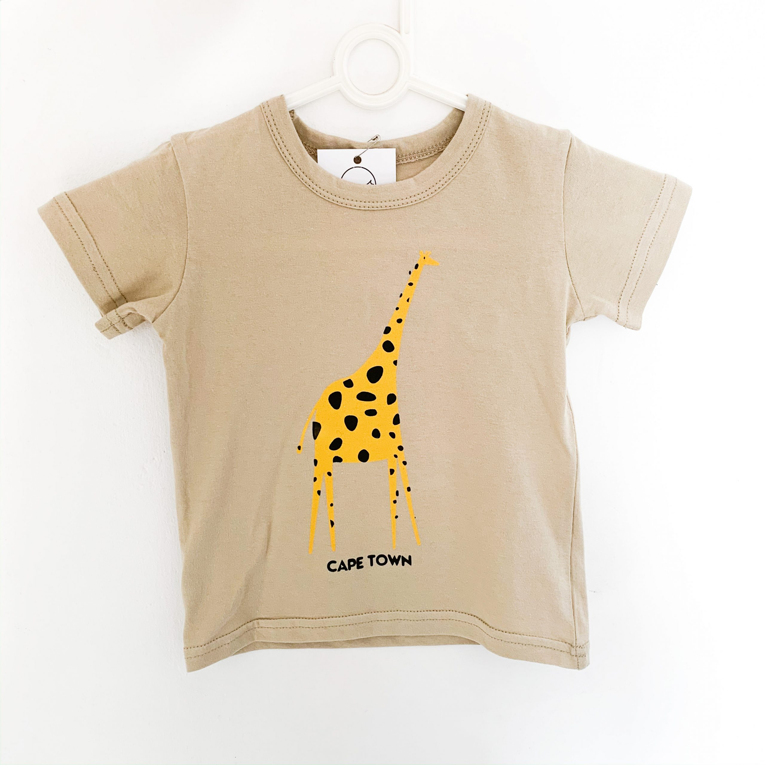 Giraffe - Cape Town