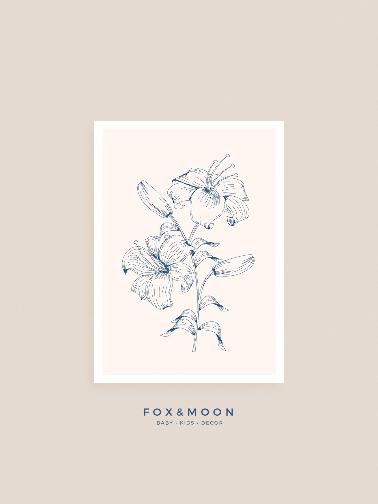 Flower Print 1