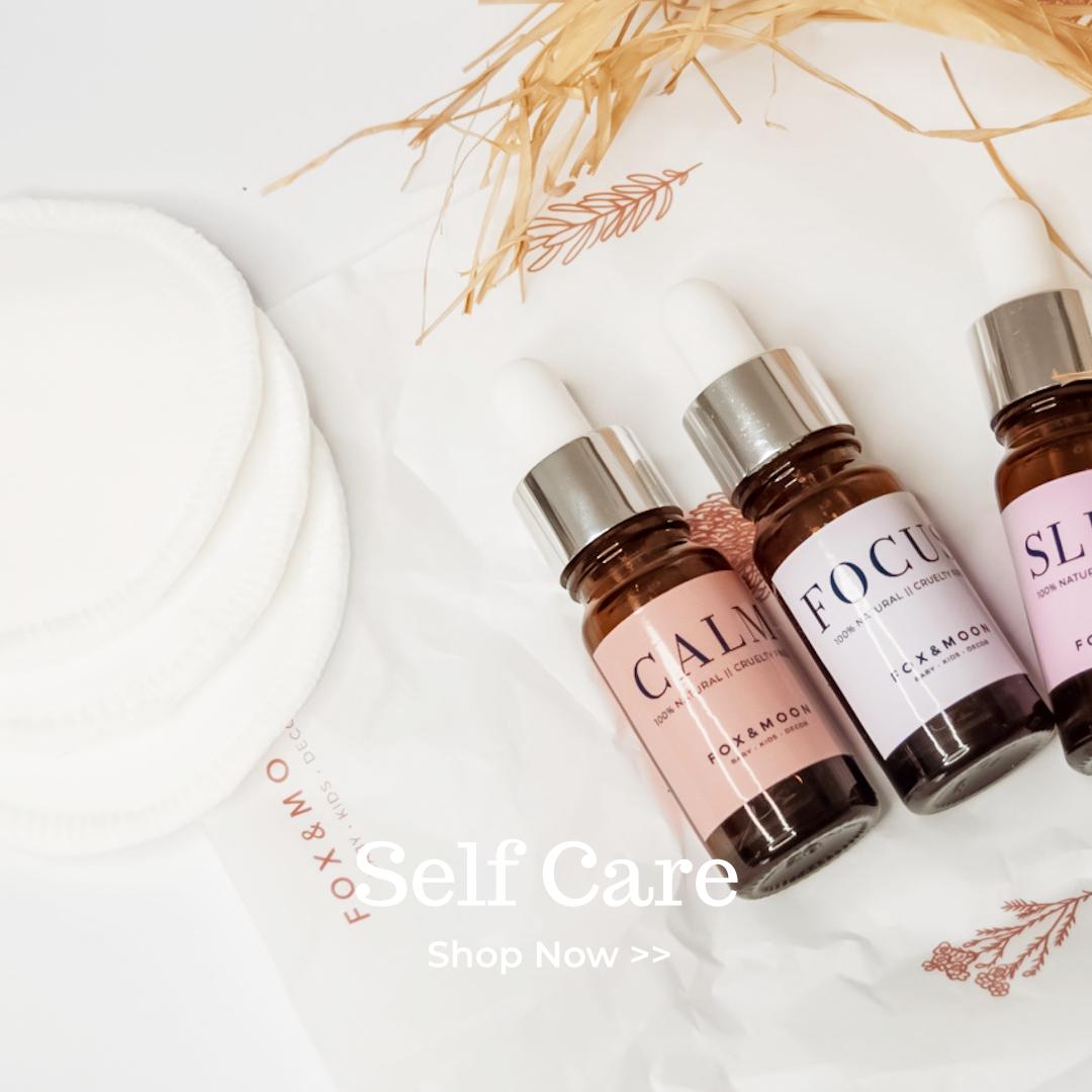 Shop Fox & Moon Self Care range