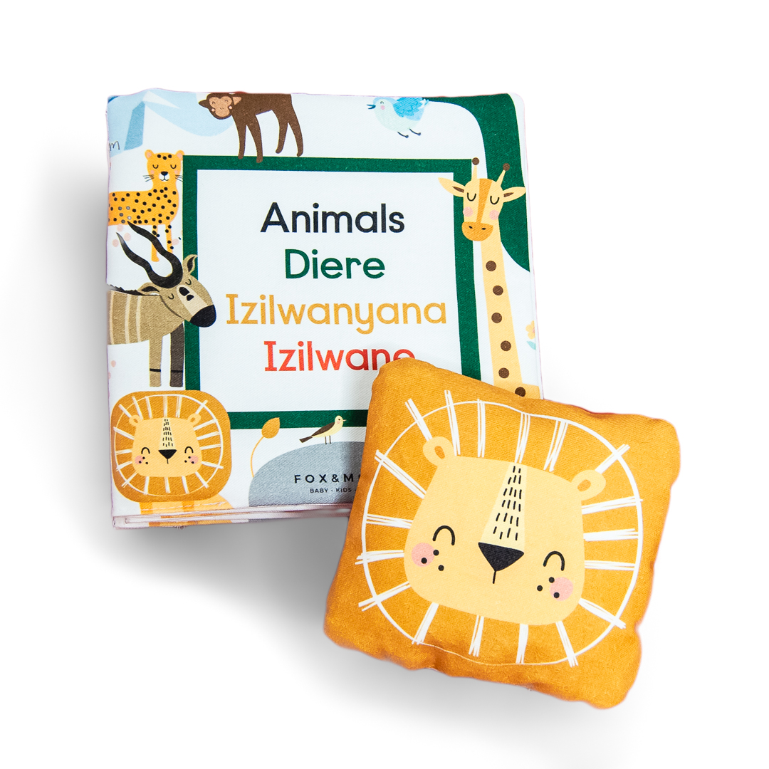 Multilingual Animal Book