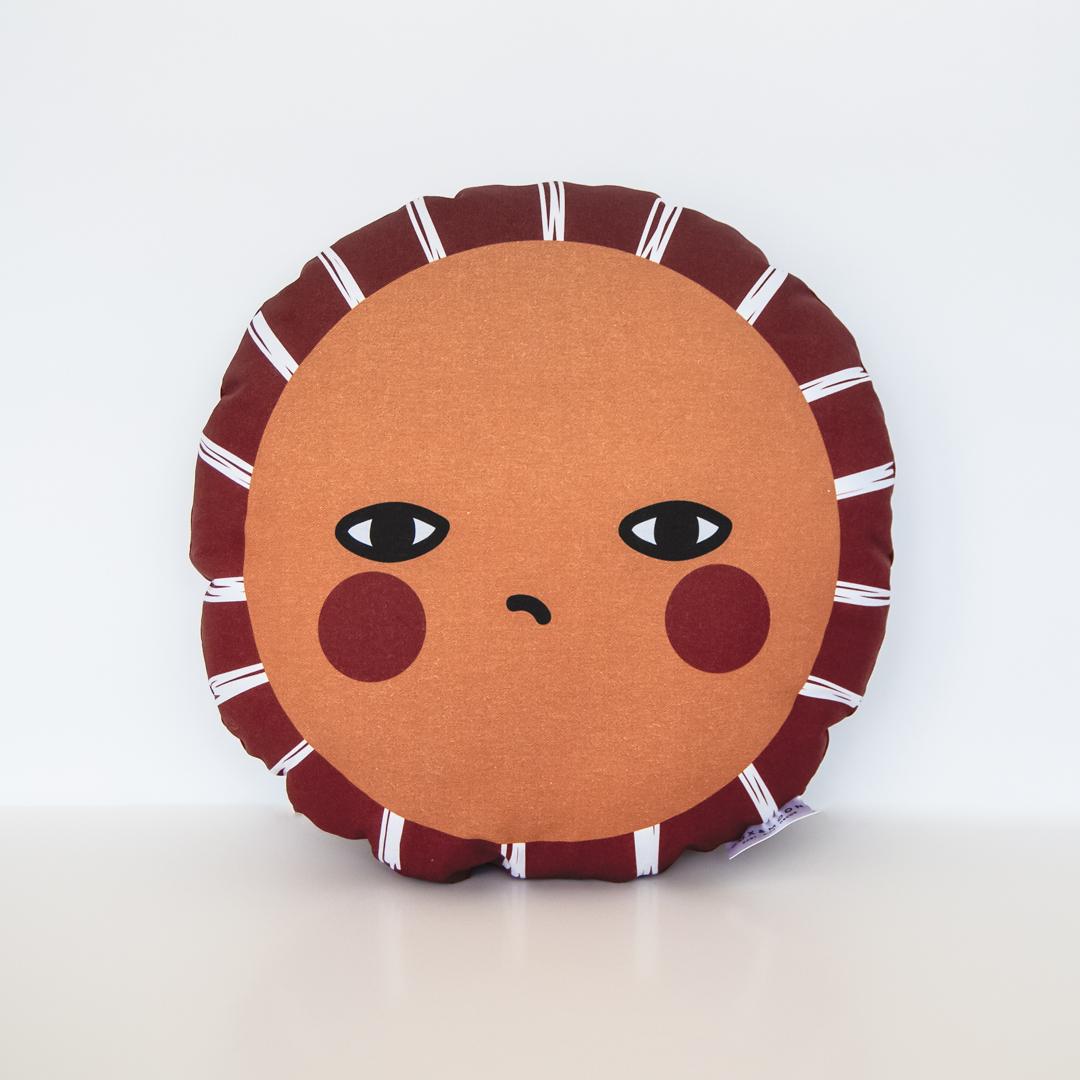 Boho Sun Pillow