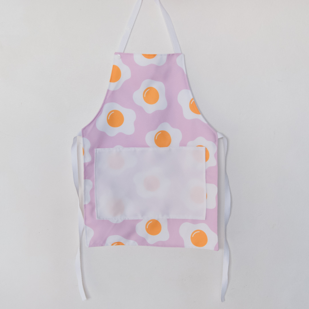 Egg Daisy Apron - Small