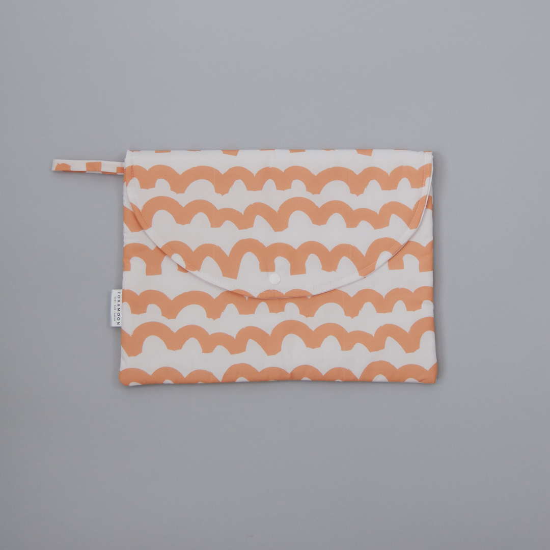 A4 Book Bag - Waves
